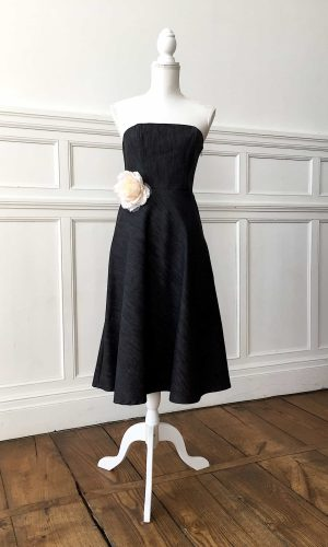 Robe de cocktail en jeans T36-40