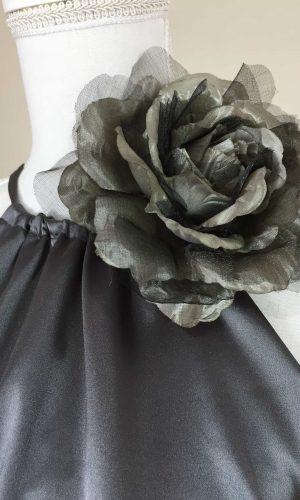 RobeLa Rose brumeuse T 36-40