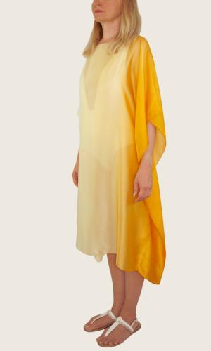 Tunique jaune<br> Limitée à 13 pièces